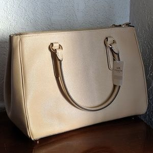 Coach Bags - Coach Large Surrey Carryall Tote